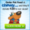 HSS: Shop Chewy.com (discounted pet foods, treats, toys, etc. for your pets)