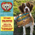 HSS: The 2019 'For the Love of Rescues Calendar' is Now Available!